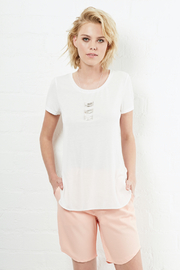 Gentle Fawn Alabama T-Shirt - Front cropped