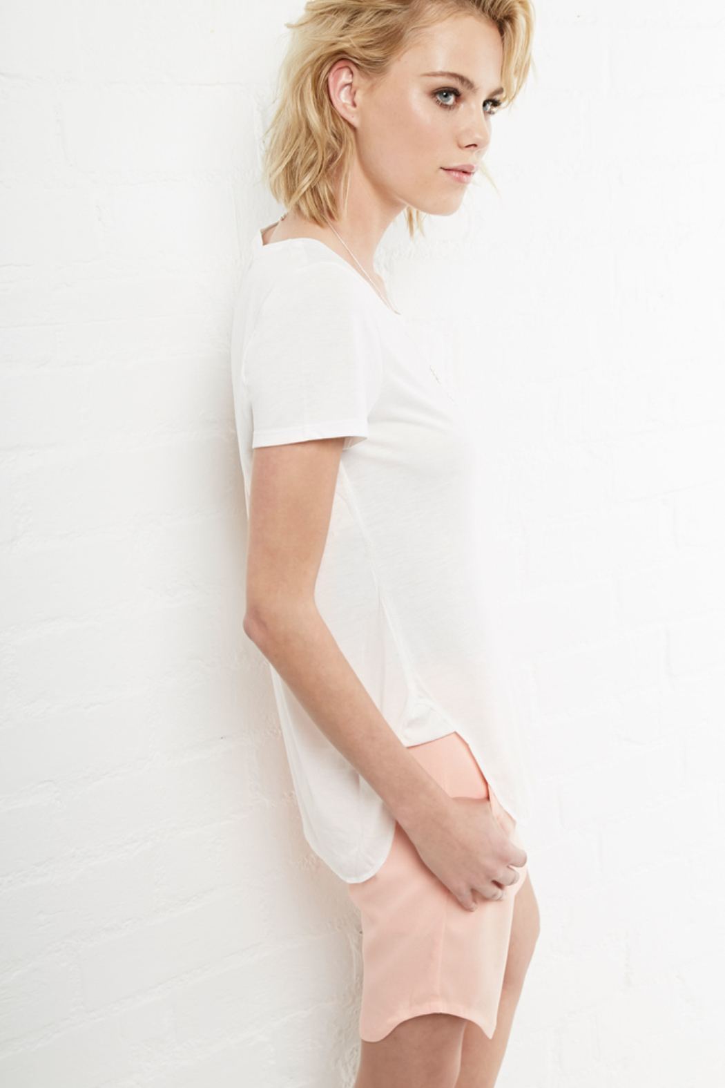 Gentle Fawn Alabama T-Shirt - Front Full Image