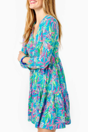 Lilly Pulitzer  Alaina Dress - Side cropped