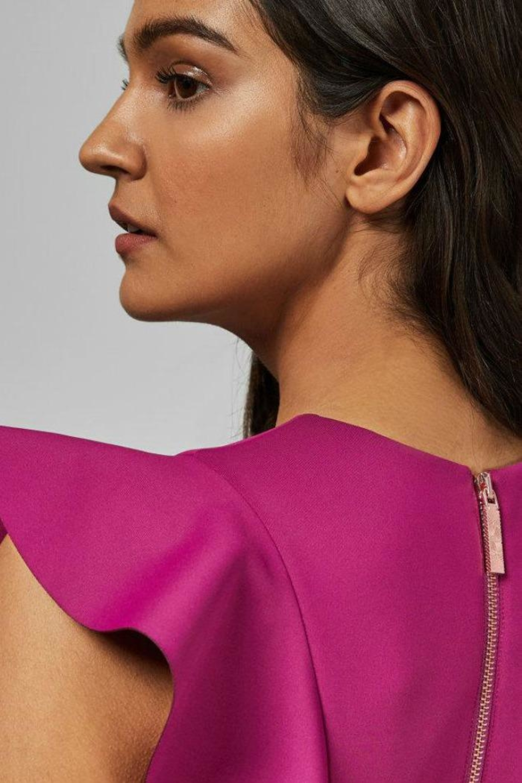 Ted Baker Alair Bodycon Dress - Back Cropped Image