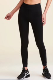 Alaia Thermal Texture Legging - Front cropped
