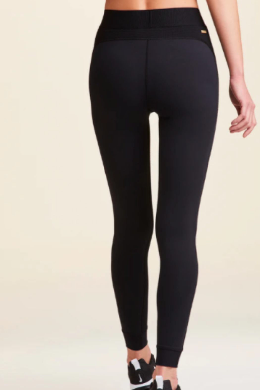 Alaia Thermal Texture Legging - Front Full Image