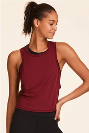 ALALA Tie Back Tank - Product Mini Image