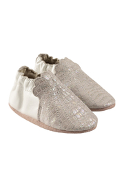 Robeez Alana Soft Soles Baby Shoes - Front cropped