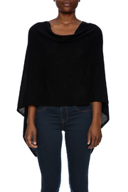 Alashan Cashmere  Cashmere Poncho - Side cropped