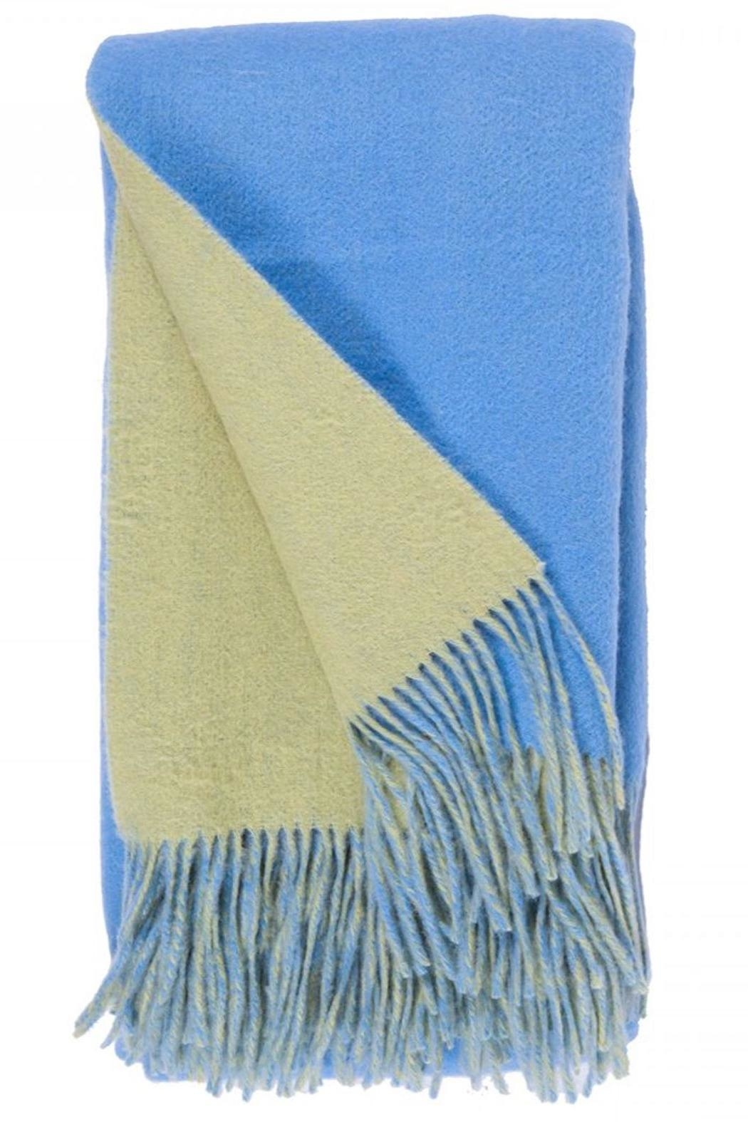 Alashan Cashmere  Wool & Cashmere Throw - Main Image