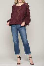 ALB Anchorage Fringe Pullover Sweater - Other
