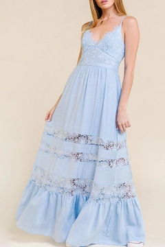 ALB Anchorage Lace Maxi Dress - Product List Image