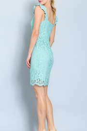 ALB Anchorage Lace Midi Dress - Side cropped