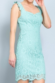 ALB Anchorage Lace Midi Dress - Other