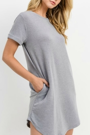 ALB Anchorage Pull-Over T-Shirt Dress - Side cropped