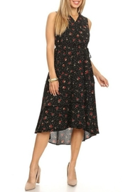 ALB Anchorage Sleeveless Floral Dress - Product Mini Image