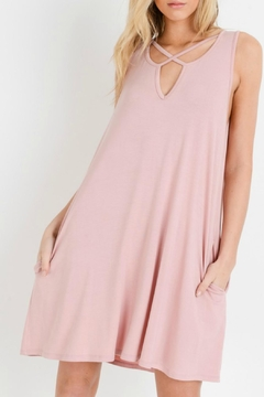 ALB Anchorage Sleeveless Swing Dress - Product List Image