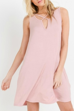 ALB Anchorage Sleeveless Swing Dress - Alternate List Image
