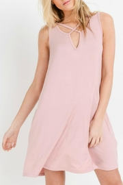 ALB Anchorage Sleeveless Swing Dress - Side cropped
