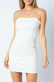 ALB Anchorage Strapless Bodycon Dress - Product Mini Image