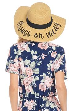 ALB Anchorage Vacation Hat Always On Vacay - Alternate List Image