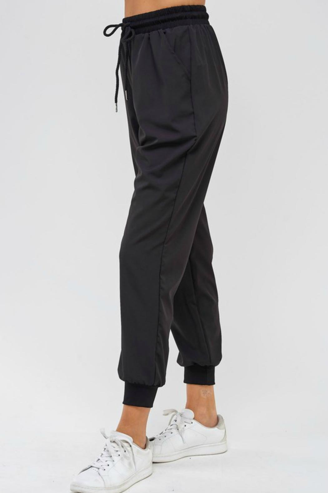 ALB Anchorage Woven Jogger Pants - Side Cropped Image