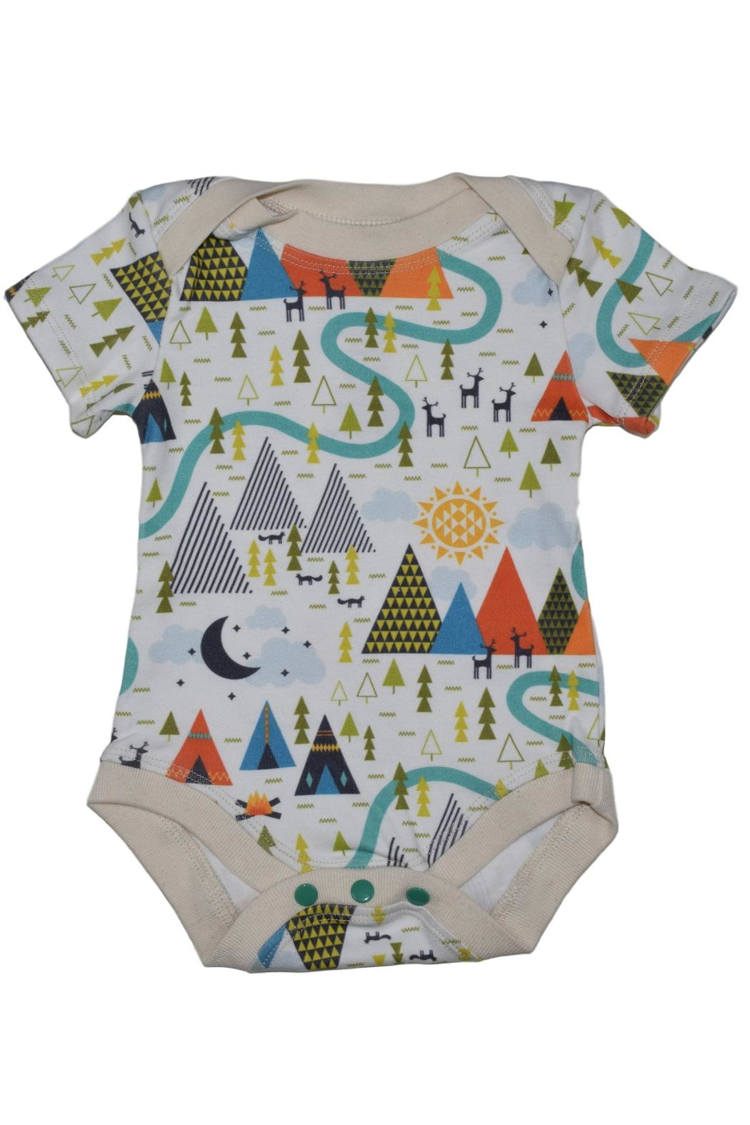 8806608962 Alber Road Sun Mountain Bodysuit from Ohio by Two Crows for Joy ...