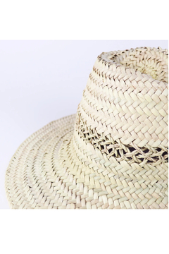 Socco ALBERT Straw Hat - Alternate List Image