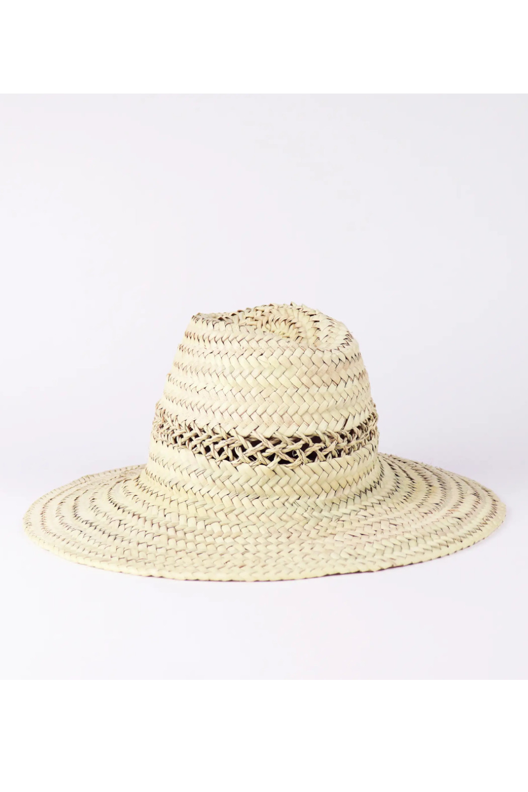 Socco ALBERT Straw Hat - Front Cropped Image