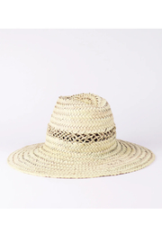 Socco ALBERT Straw Hat - Front cropped
