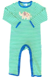 Albetta Elephant Striped Onesie - Product Mini Image