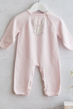 Albetta Pink Bunny Onsie - Alternate List Image