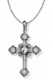 Brighton Alcazar Cross Necklace JL2641 - Product Mini Image