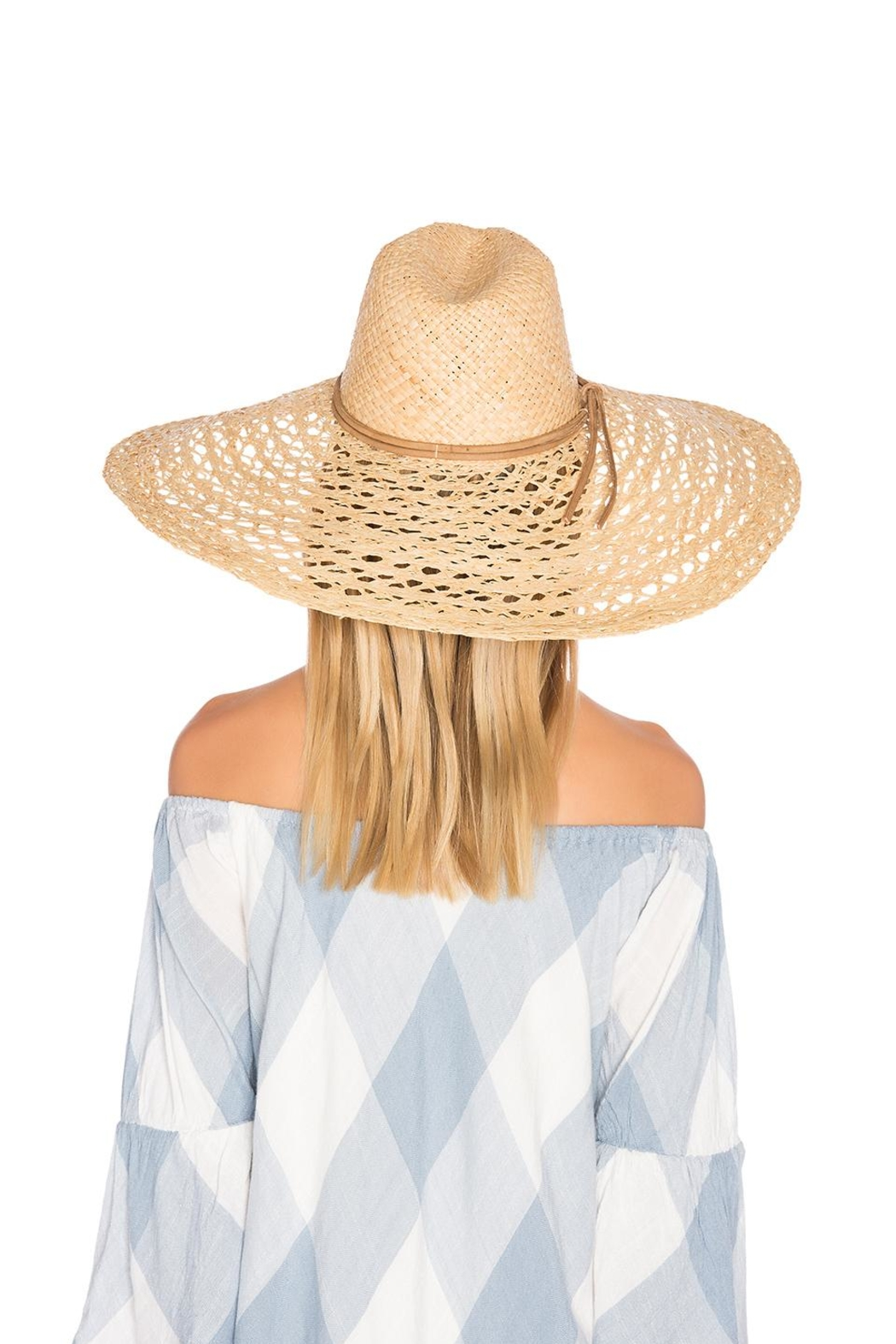 Ale by Alessandra Verona Hat - Front Full Image