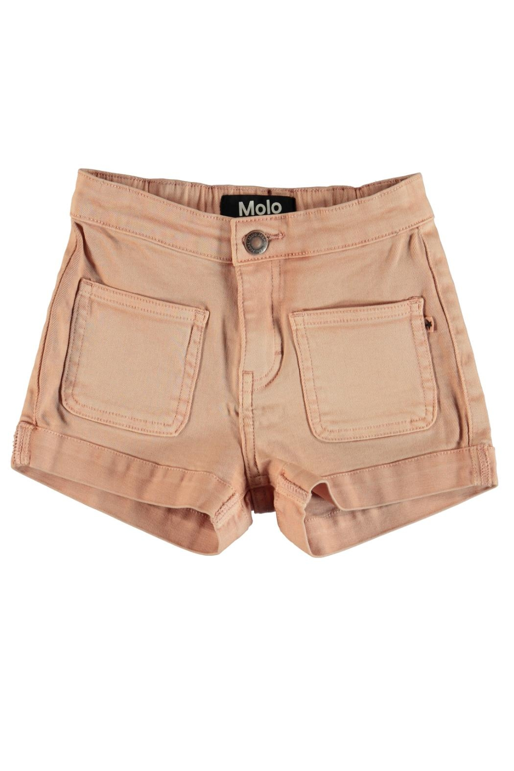 Molo Aleen Shorts - Front Cropped Image