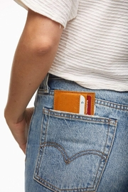 Able Alem Card Wallet - Front cropped
