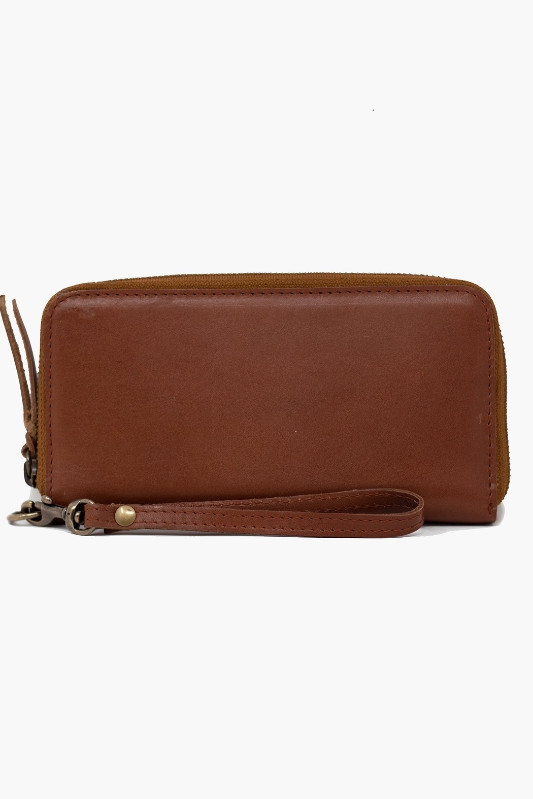 Able Alem Continental Wallet - Side Cropped Image