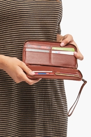 Able Alem Continental Wallet - Front full body