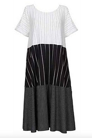 Alembika Striped Dress - Product Mini Image