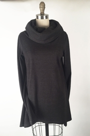 Alena Cowlneck A-Line Tunic - Front cropped