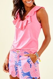 Lilly Pulitzer Alessa Top - Product Mini Image
