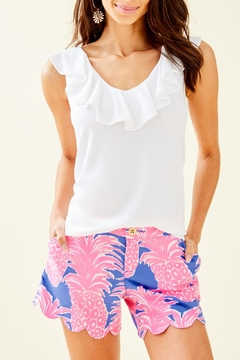 Lilly Pulitzer Alessa Top - Product List Image