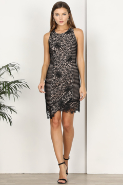 Adelyn Rae Alessia Lace Dress - Product List Image