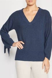 Brochu Walker Alett Tie Pullover - Product Mini Image