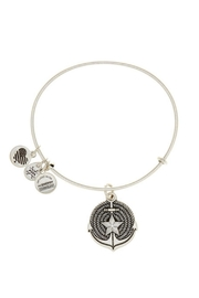 "Alex and Ani Alex And Ani ""Anchor"" Bracelet - Product Mini Image"