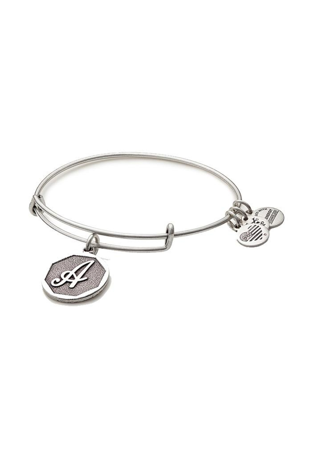 Alex And Ani Initial Bracelets Front Cropped Image