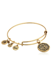 "Alex and Ani Alex And Ani Initial ""F"" Bracelet - Product Mini Image"