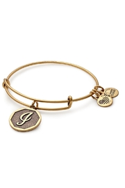 "Alex and Ani Alex And Ani Initial ""I"" Bracelet - Product Mini Image"