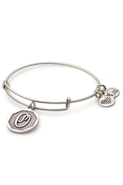"Alex and Ani Alex And Ani Initial ""O"" Bracelet - Product Mini Image"