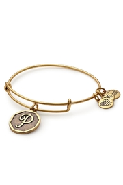 "Alex and Ani Alex And Ani Initial ""P"" Bracelet - Product Mini Image"