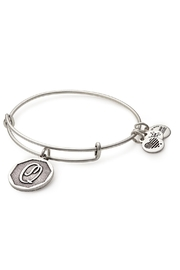 "Alex and Ani Alex And Ani Initial ""Q"" Bracelet - Product Mini Image"