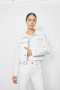 Anine Bing Alex Denim Jacket - Product List Image