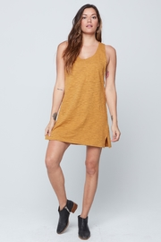 Knot Sisters Alex Dress Pumpkin - Product Mini Image
