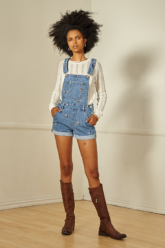 SAGE THE LABEL ALEX OVERALLS - Product List Image